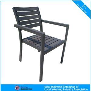 Incredible Modern Outdoor Furniture Aluminum Powder Coating Garden Chair With Plastic Wood Inzonedesignstudio Interior Chair Design Inzonedesignstudiocom