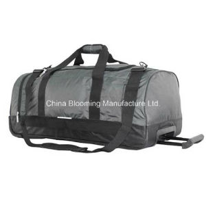 Large Travel Sports Outdoor Traveling Trolley Luggage Bag pictures & photos