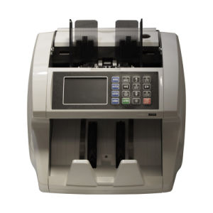 Multi-Currency Value Counting Machine with Ecb Approval