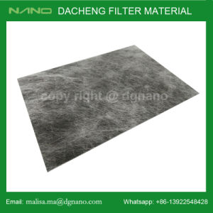 Cabin Filter Activated Carbon Pleatable Media