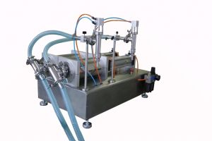 Z2-G Straight Ling Double - Thread Liquid Filling Machine pictures & photos