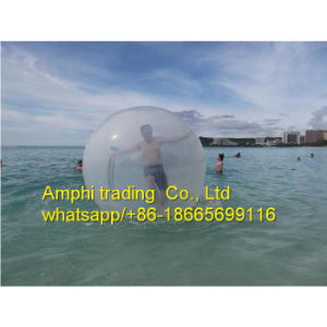 2015 Discount Inflatable Water Football Sport Pitch