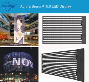 P15.6 Lightweight Waterproof LED Display for Advertising pictures & photos