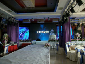 Perfect Performance Super Slim P3.91 Stage Rental LED Display pictures & photos