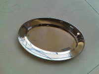 Winolaz Brand Stainless Steel Serving Tray