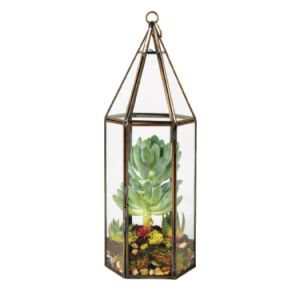 Hot Selling Glass Storm Lantern Manufacturer pictures & photos