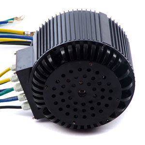 High Efficiency 10kw Brushless Motor for Electric Motorbike Conversion pictures & photos