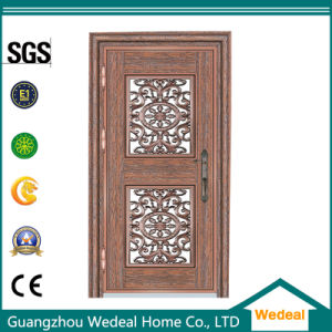 Entrance/Exterior Stainless Steel Door for Houses pictures & photos