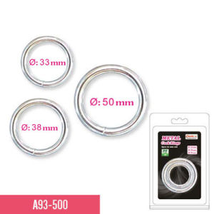 Metal Cock Ring in 3 Different Size for Each Set pictures & photos