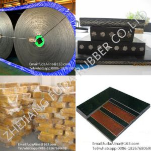 Rubber Belt Conveyor, Heat Resistant Conveyor Belt, Fire Resistant Conveyor Belt, Oil Resistant Conveyor Belt pictures & photos