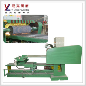 Large Table 1000X3000mm Aluminum Board Polishing Machine