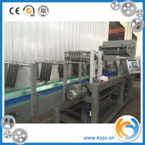 Semi-Automatic Beverage Can Membrane Packer