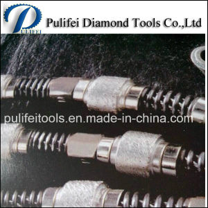 Diamond Wire Saw for Steel Base Stone Wire Cutting Machine