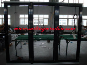 Aluminium Door Sliding Bifolding Door