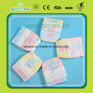 Premium Disposable Baby Diapers with Cloth Like Back Film