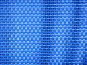 China 2 1 Weave Blue Color Textilene Fabric Pvc Coated