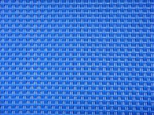 China 2 1 Weave Blue Color Textilene Fabric Pvc Coated