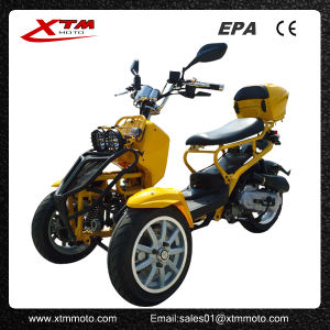 Petrol/Gas Adult Mobility 50cc 3 Wheel Scooter
