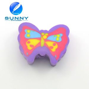 Butterfly Shaped Eraser for School Children pictures & photos