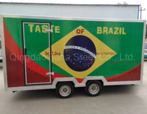 0b00d61fbc China Shawarma Machine Used Food Trucks for Sale in Germany - China ...