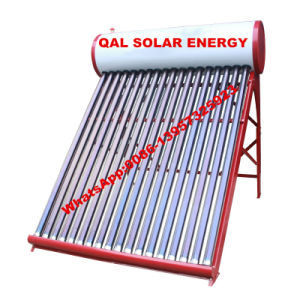 2016 Best Selling for Indian, Maxicomarket Solar Water Heater