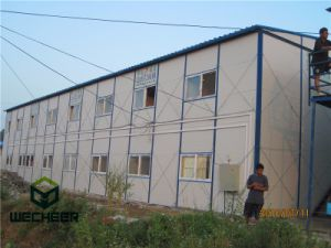Prefabricated Sandwich Panel House Cheap Price Portable Dewellings