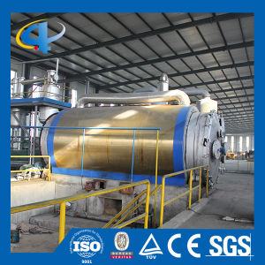 High Quality Waste Plastic Convert to Oil Pyrolysis Plant pictures & photos
