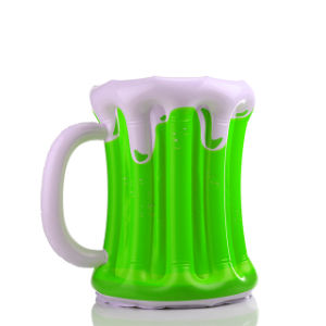 PVC Green Inflatable Ice Buckets