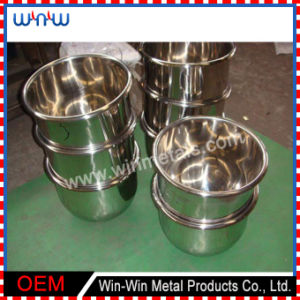 Deep Drawn Parts Stainless Steel Mixing Bowls for Restaurant (WW-DD013) pictures & photos