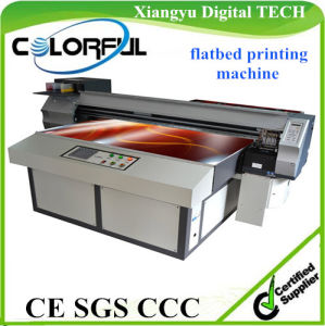High Speed Glass Eco Solvent Printer Machine (COLORFUL 1825)