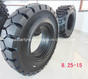 Cheap 6.00-9 Forklift Truck Tire with 2-Layer pictures & photos