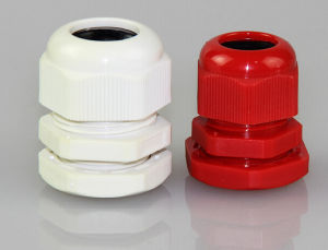 UL CE IP68 Nylon Strain Relief Fitting Pg29 Cable Gland pictures & photos