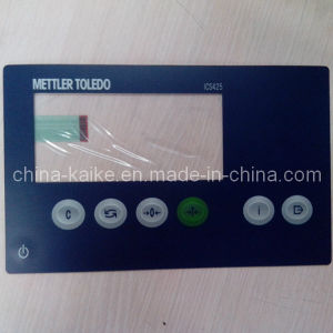 Transparent Display Membrane Switch Keypad pictures & photos