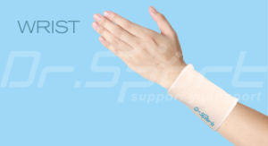 Dr. Sport Classic Elastic Wrist Support
