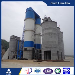 Environmental 100tpd Quicklime Vertical Shaft Lime Kiln pictures & photos