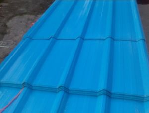Corrugated Steel Sheet Corrugated Galvanized Steel Sheet pictures & photos