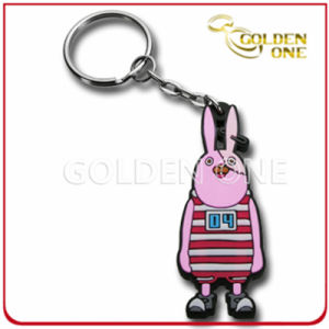 High Quality Cheap Customized Soft PVC Silicone Keychain pictures & photos