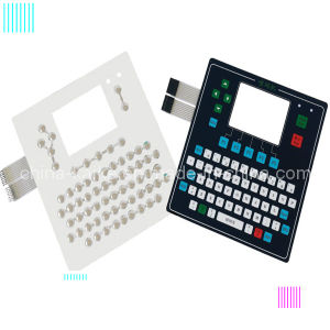 Conductive Silver Membrane Switch Keypad