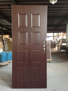 Eight Panel Design American Panel Door pictures & photos