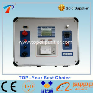 Loop and Contact Resistance Measuring Circuit Breaker Analyzer (LOP-200A) pictures & photos