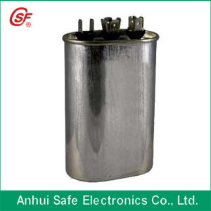 High Quality Cbb65 Capacitor 40UF 450VAC 50/60Hz Motor Aluminum pictures & photos