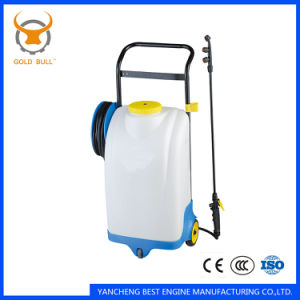 Ce Approved Mist and Duster Electric Battery Power Sprayer (3WDT-25)