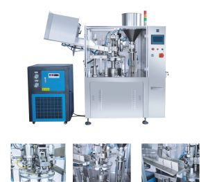 Fully Automatic Tube Filling and Sealing Machine (plastic tube) pictures & photos
