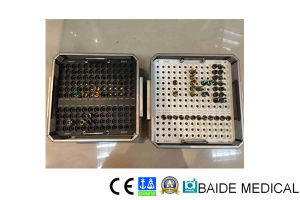 Baide Medical Pedicle Screw Box with Mesh Basket