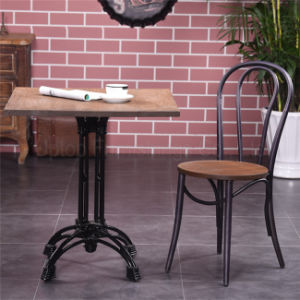 Uptop Commercial Industrial Thonet Cafe Chairs Tables (SP-MC070) pictures & photos