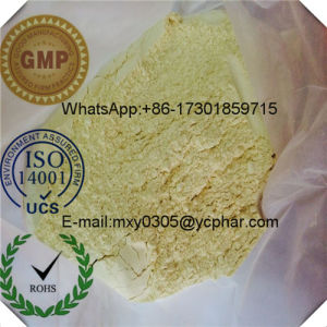 Raw Powder Vandetanib 443913-73-3 Oral Inhibitor of Vascular for Anti-Cancer pictures & photos