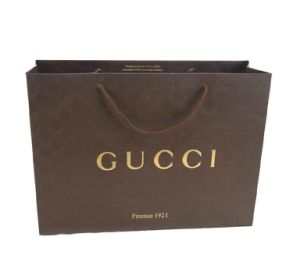 Luxury Paper Shopping Clothes Promotion Paper Bag pictures & photos