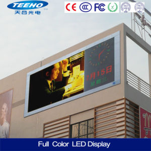 High Definition P8 Outdoor Advertising LED Billboard pictures & photos