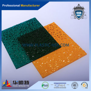 Hot Sell Polycarbonate Embossed Sheet pictures & photos