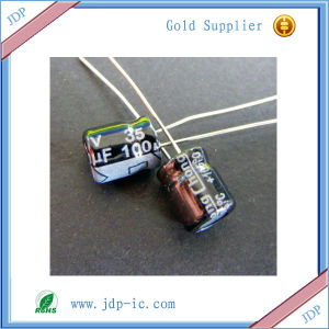Capacitor 35V-100UF pictures & photos
